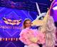 """Weltmeisterlich. """"The Masked Singer"""" gewinnt den Dienstagabend / Schwimm-Legende Franziska van Almsick schlüpft aus dem Einhorn (FOTO)"""