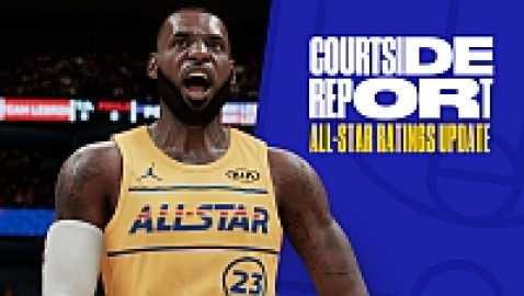 NBA All-Star Weekend NBA 2K21 Courtside Report