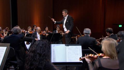 """""""Johannes Brahms: Sinfonie Nr. 4 e-Moll op. 98"""": 3sat zeigt Konzert des Orchestra della Svizzera italiana in Lugano (FOTO)"""
