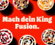 Der Sommer kann kommen: Burger King® läutet Eis-Saison mit neuem King Fusion Have it your way ein (FOTO)