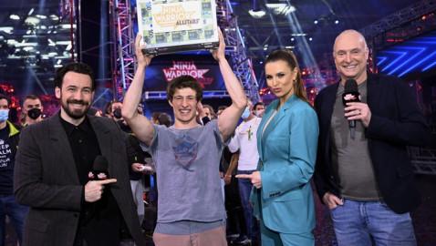 "Kim Marschner gewinnt ""Ninja Warrior Germany – Allstars"". Astrid Sibon wird ""Last Woman Standing"" (FOTO)"