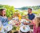 Biergärten im Oberpfälzer Wald / Die Sonne im Gesicht, eine kühle Halbe auf dem Tisch und dazu eine deftige Brotzeit: Der Biergarten ist im Oberpfälzer Wald ein Lebensgefühl (FOTO)
